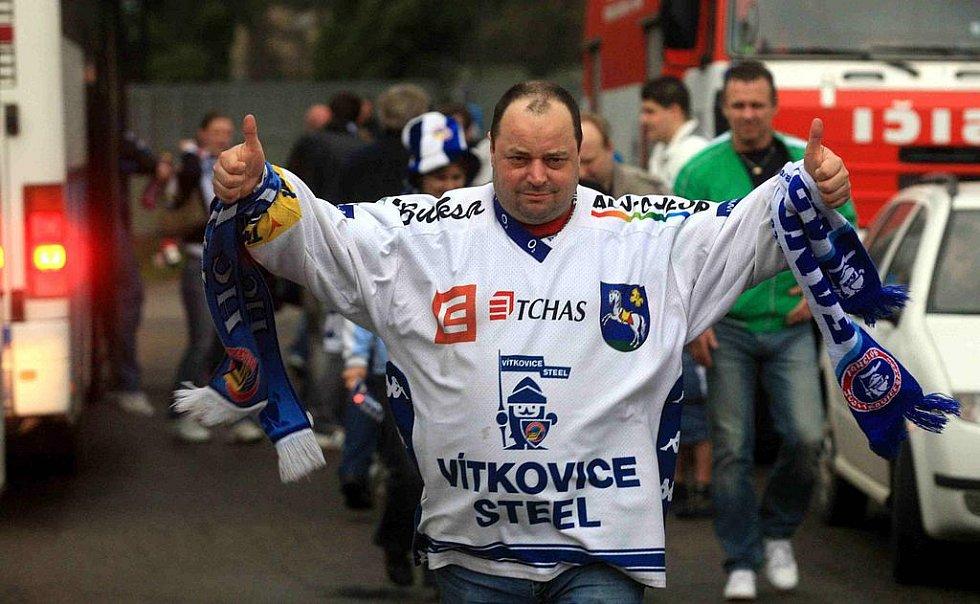 Fanoušci Vítkovic