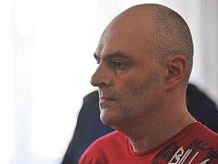 Petr Rohel by měl ve vězení strávit pětadvacet let.