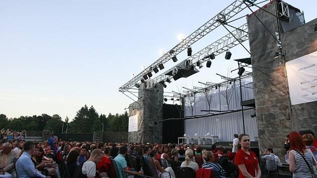Letní shakespearovské slavnosti 2013  v Ostravě