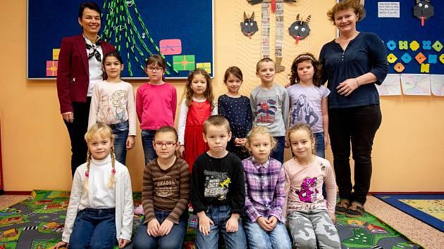 ZŠ Chrjukinova, třída 1.B.