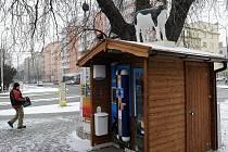 Další automat na čerstvé mléko slouží zákazníkům od minulého týdne i v centru Ostravy.