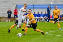 Fotbalisté rezervy Baníku Ostrava remizovali s Hlučínem 0:0.