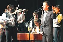 Na koncertě vystoupili společně zdraví umělci s handicapovanými
