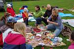 Piknik Férová snídaně se koná na mnoha místech České republiky. Ilustrační foto.