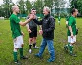 Fotbalisté Vratimova postoupili do krajského přeboru.