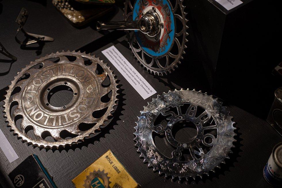 Výstava v Ostravském muzeu Fenomén cyklistika 2.