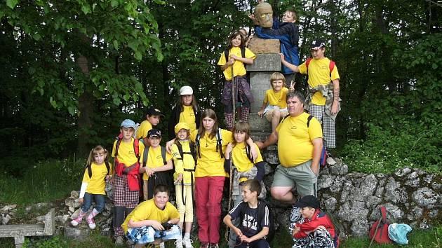 V současné době turistický oddíl Medvídci v Nošovicích navštěvují zhruba tři desítky dětí ve věku od sedmi do patnácti let, kteří se pod vedením čtyř vedoucích učí soužití s přírodou.