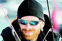 Někdejší člen ostravského Polar Sailing Teamu Milan Koláček se už definitivně stal osamělým námořníkem.