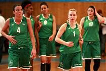 Ostravské basketbalistky skončily ve finálové části Českého poháru na šestém místě.