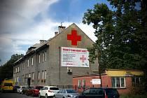 Český červený kříž Ostrava.