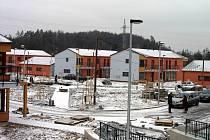 Stavba domů s pečovatelskou službou v Ostravě-Porubě je v závěrečné etapě