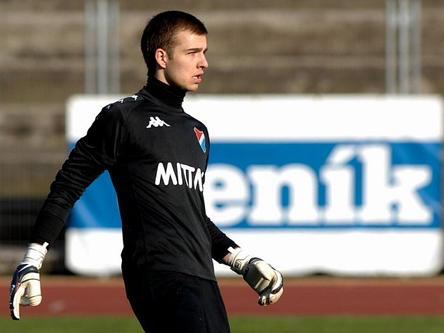 Antonín Buček z Baníku Ostrava