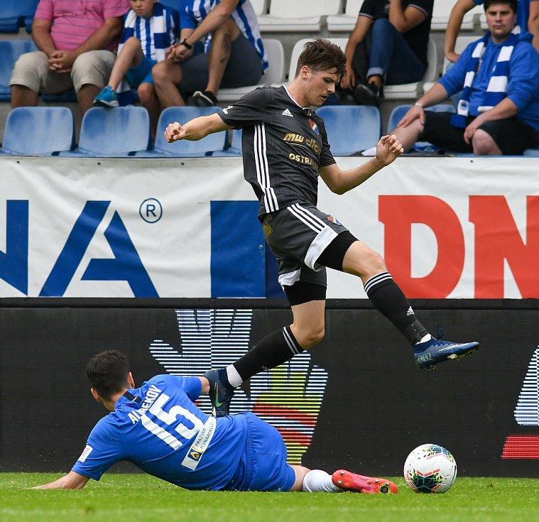 30. kolo FORTUNA:LIGA, FC Slovan Liberec - FC Baník Ostrava, 14. června 2020 v Liberci.