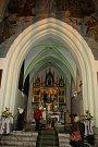 Současná podoba orlovského katolického kostela patří k nejkrásnějším místům Orlové již 110 let.