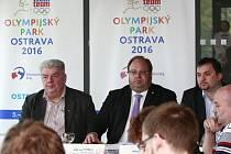 Olympijskému parku v Ostravě bude předcházet roadshow po regionu.