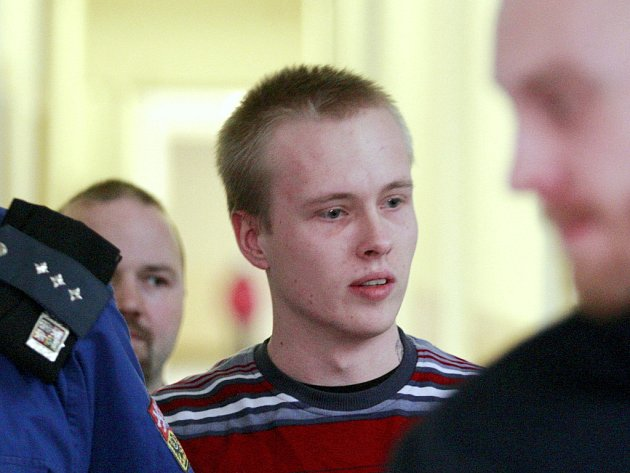 Jedenadvacetiletý Daniel Kytrych.