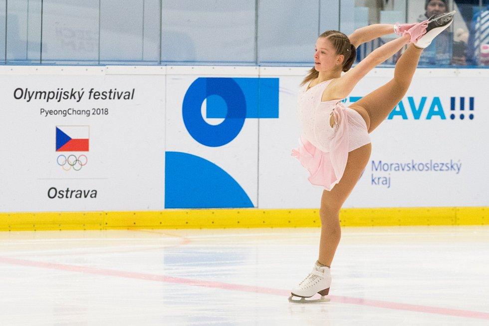 Olympijský festival v Ostravě, únor 2018