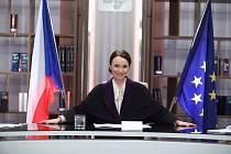 Jako Soudkyně Barbara vystupuje v televizi již několik let, natáčení je podle ní naprosto pohodové a není daleko k výbuchům smíchu.