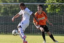 FC Heřmanice Slezská - FK SK Polanka 3:2 (1:1)
