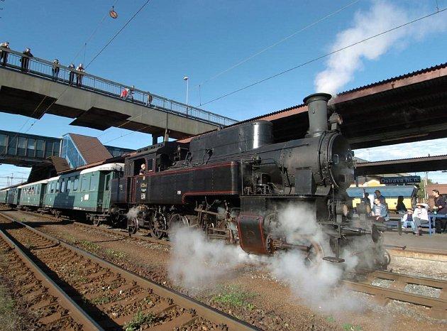 Den železnice v Ostravě přilákal více než pět tisíc lidí
