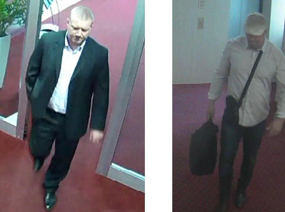 Neznámý zloděj okrádá hosty ubytované v ostravských hotelích.