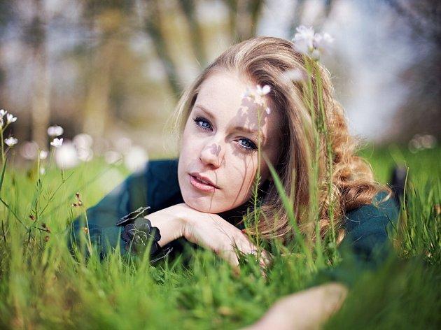 Klára Richterová, 18 let, studentka, Studénka