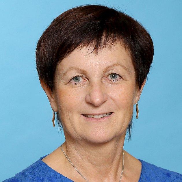 Dáša Murycová, starostka obce Doubrava