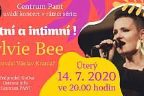 Koncert Sylvie Bee v centru PANT