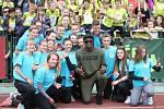 Na mladé účastníky Čokoládové tretry čekají i letos kromě závodů setkání s atletickými osobnostmi. Ti nejlepší, kteří se probojují do závěrečných kol, se potkají s nejzářivějšími hvězdami atletického nebe. A kdoví, třeba si odnesou fotku s Usainem Boltem.
