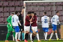 Naposledy se Baník Ostrava utkal s pražskou Spartou v polovině března v rámci osmifinále MOL Cupu na Letné, kde prohrál gólem Hancka z 89. minuty. Ten rozhodl z penalty po předchozím faulu a vyloučení Kaloče.