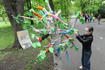 Dny země proběhly v pátek v Komenského parku v Ostravě.
