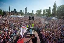 Rainbow Run 2018 v Ostravě.