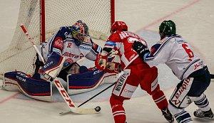 Hokej: Třinec - Vítkovice