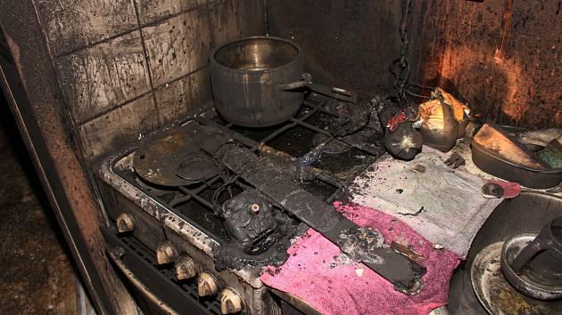 ed1498fccad Do třetice skončila výroba pervitinu velkým požárem