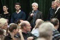 Veřejná debata k plánovanému rozšíření vědecko-technologického parku v Porubě.