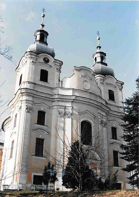 Kostel Prozřetelností Boží bývá nazýván Perlou Slezska.