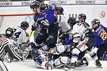 Utkání 15. kola hokejové extraligy: HC Vítkovice Ridera - PSG Berani Zlín, 29. října 2019 v Ostravě.
