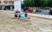 Beach Ragby Ostrava 2016