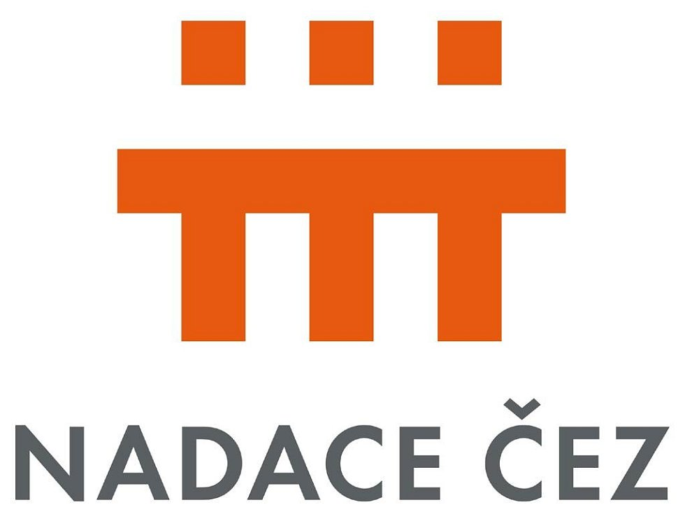 Výsledek obrázku pro logo nadace čez