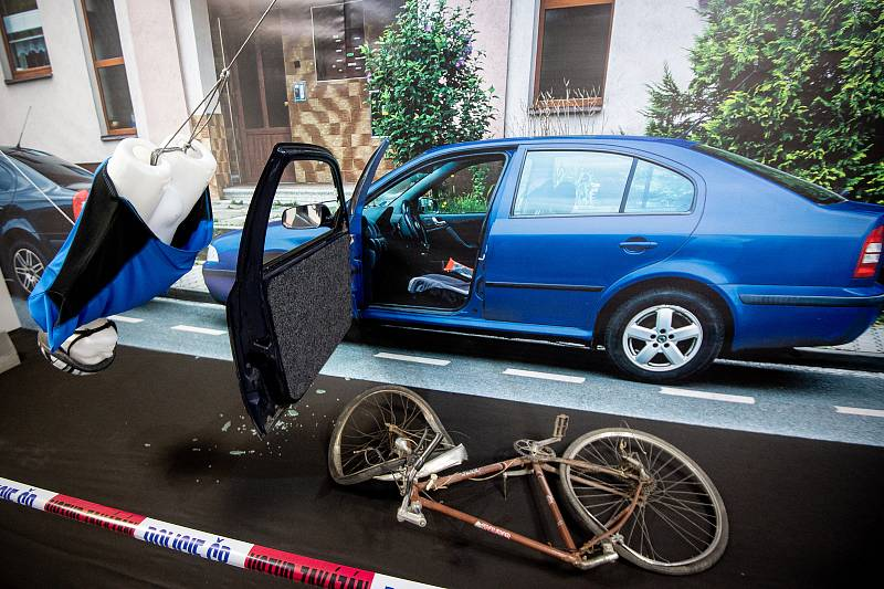 V Dolní oblasti Vítkovice byla zahájena interaktivní výstava Crash, 23. zaří 2019 v Ostravě.