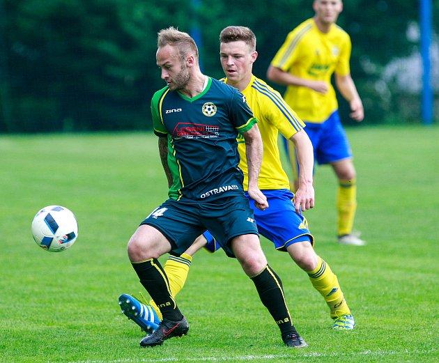 FC Odra Petřkovice - Zlín B