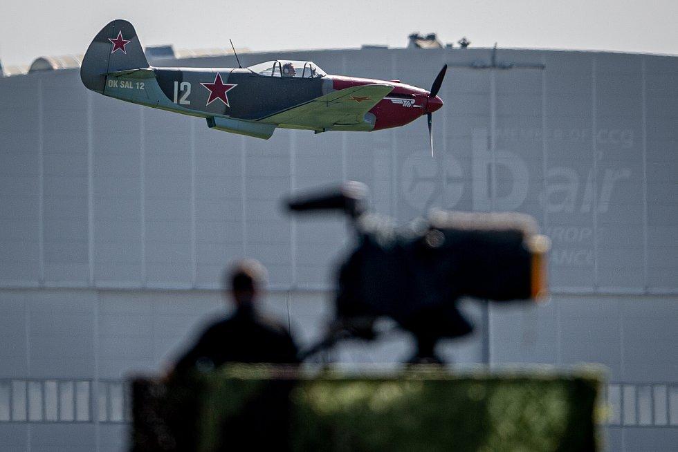 Dny NATO a Dny Vzdušných sil Armády ČR, 19. září 2020 na letišti Leoše Janáčka v Mošnově.