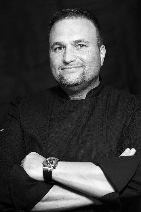 Šéfkuchař Daniel Georgiev