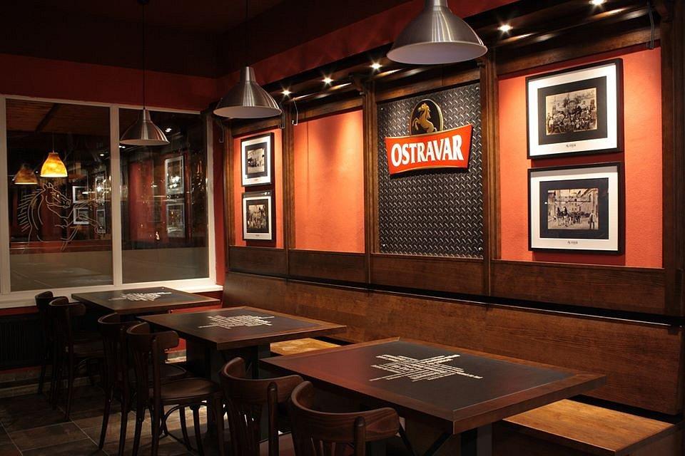 Ostravar otevřel další značkovou hospodu v Bratislavě.
