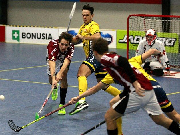 Florbalisté FBC ČPP Bystroň Group Ostrava jsou po roční absenci v play-off.