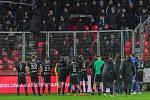 24. kolo FORTUNA:LIGA, SK Slavia Praha - FC Baník Ostrava, 10. března 2019 v Praze.