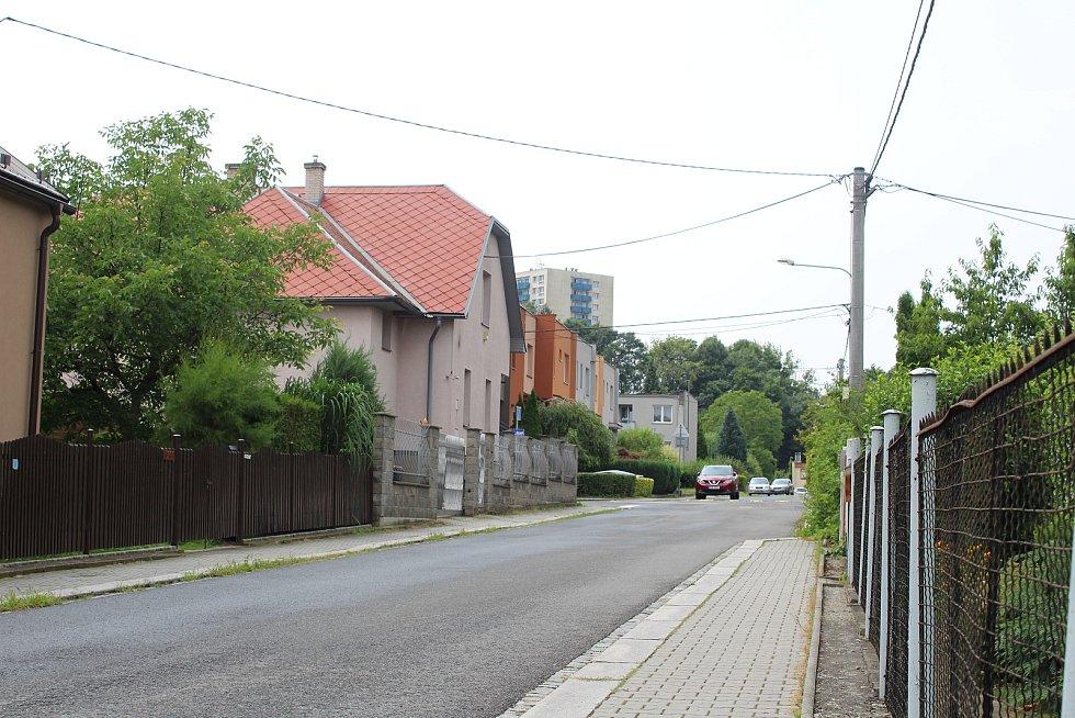 Deník v ulicích Třebovic.