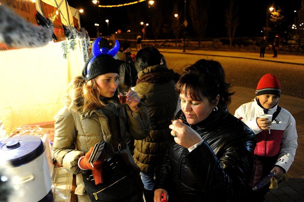 Silvestr v Ostravě