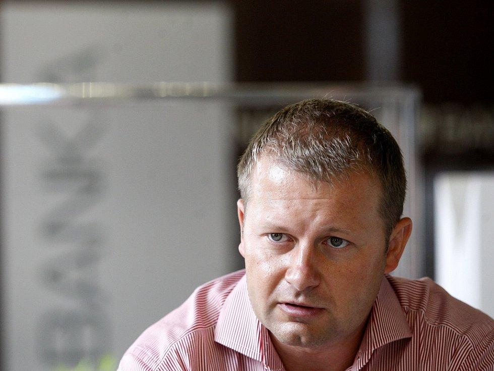 Aleš Pavlík, šéf organizačního výboru MS v Ostravě.