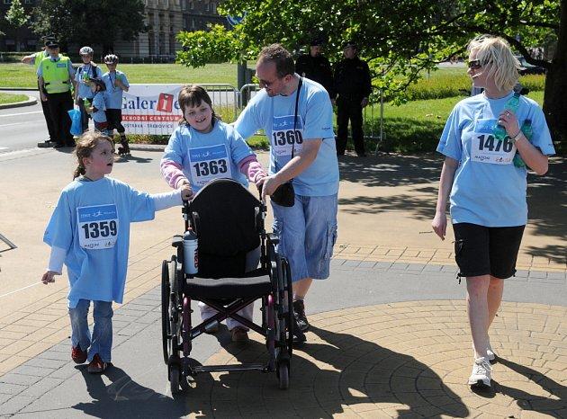 Běh pro podporu dětské onkologie
